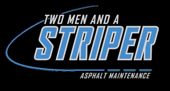 Two Men and a Striper